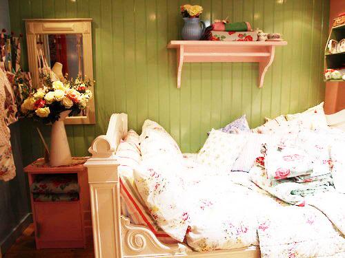 田园卧室装修