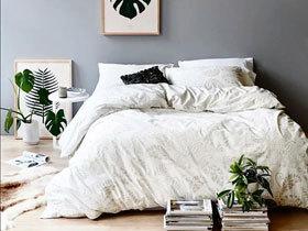 卧室的十五度灰 14款宜家卧室搭配