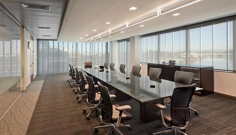 创意会议室装修效果图片图片
