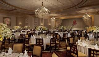 五星级大酒店聚餐厅设计