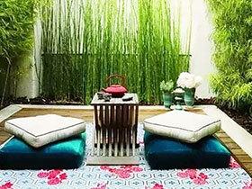 小空间也有大风景 11个迷你花园设计