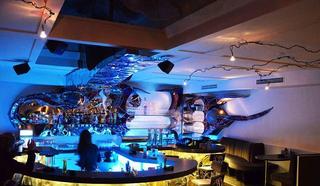 高档音乐酒吧设计图片