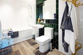 纽约两室一厅公寓卫生间设计
