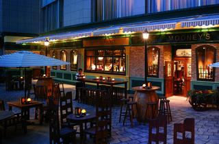 酒吧餐厅装修效果图