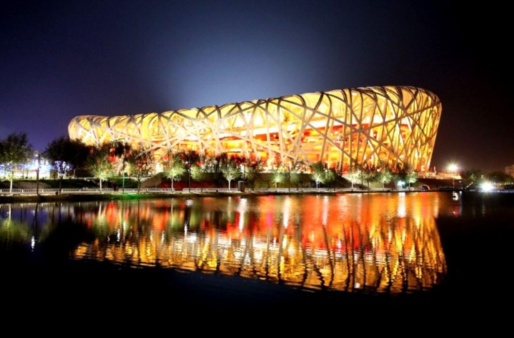 北京奥运会体育馆图片