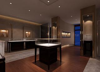 珠宝展厅装修效果图