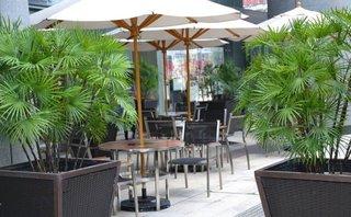咖啡厅室外设计装修图片欣赏