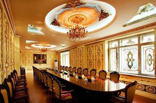 欧式现代会议室室内设计图案例