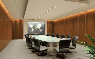 公司小会议室设计图片欣赏