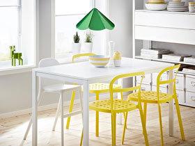 小空间也有宽敞感 14款明亮餐厅设计