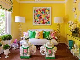 抱枕装扮色彩家 15款马卡龙色抱枕图片