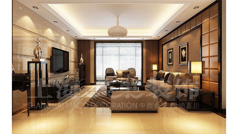 120平米欧式三居室装修效果图,天地湾127平方三室两厅图片