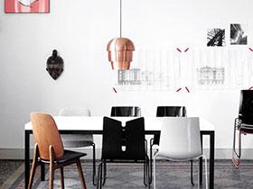 11個餐廳吊燈設計 造出就餐好氣氛