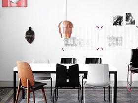 11个餐厅吊灯设计 造出就餐好气氛