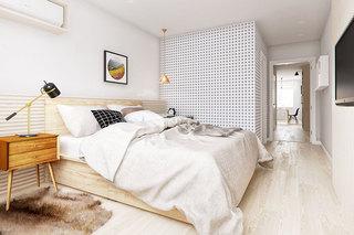 60平米小户型装修效果图卧室设计