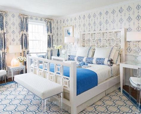 14款经典地中海卧室
