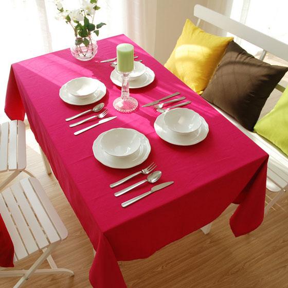 彩色桌布图片