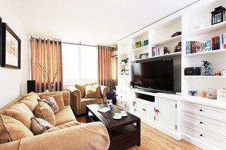 85平米房屋装修效果图客厅设计