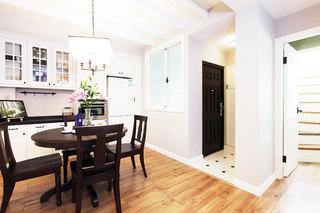 85平米房屋装修效果图餐厅设计