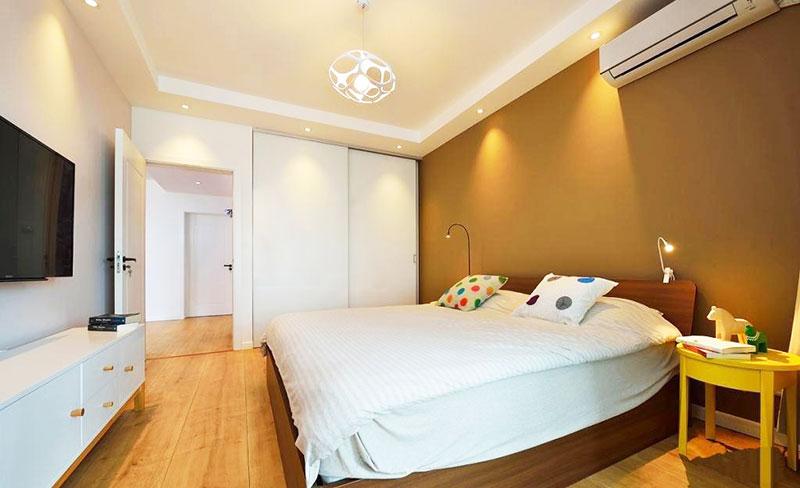 90平米房屋装修效果图卧室设计