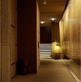 美容院装饰室内过道设计效果图欣赏