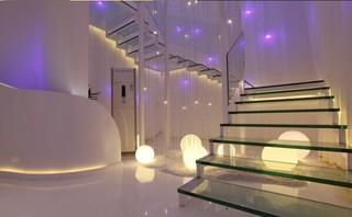 美容院室内楼梯效果图片欣赏