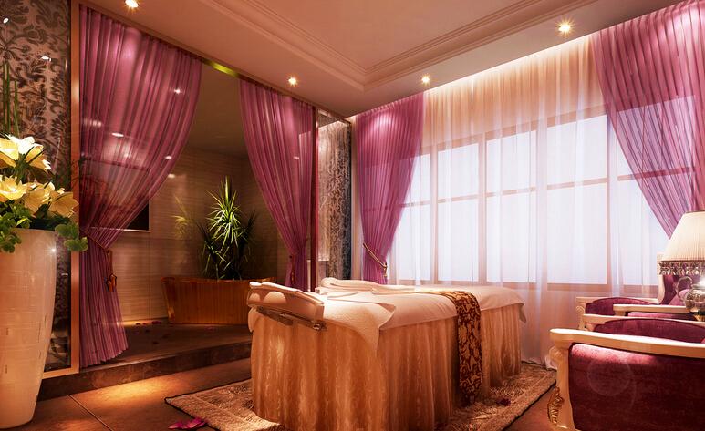 美容院房间设计装饰图片