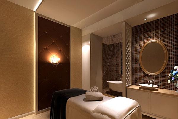 美容院室内装饰设计图片