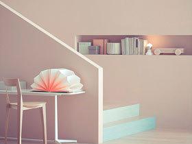 并不只是楼梯 16款女生风格楼梯设计