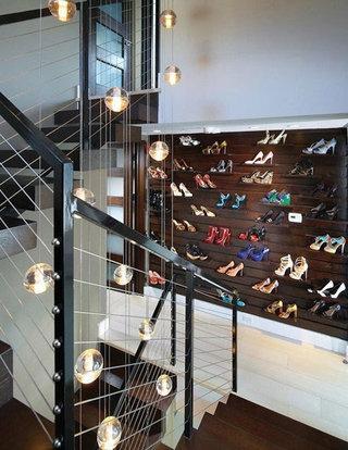 楼梯巧收纳 11个楼梯改造方案2/11