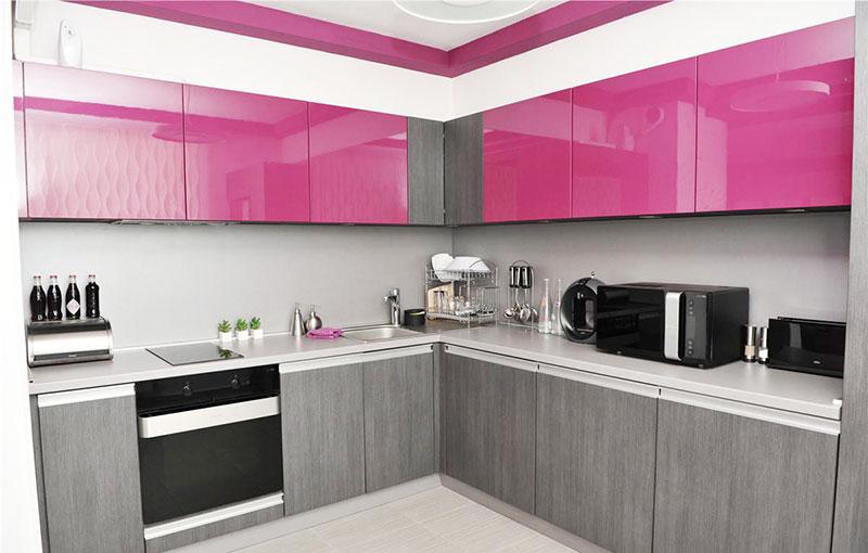 90平方装修效果图厨房设计