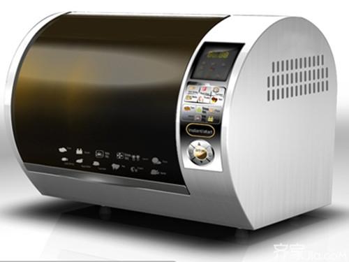 光波炉和烤箱的工作原理