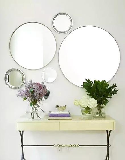 镜子才是墙面最好的装饰