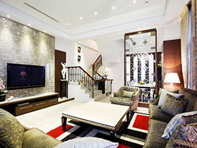 185平米奢华公寓 新古典主义风格