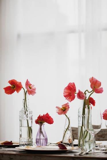 花卉摆饰效果图