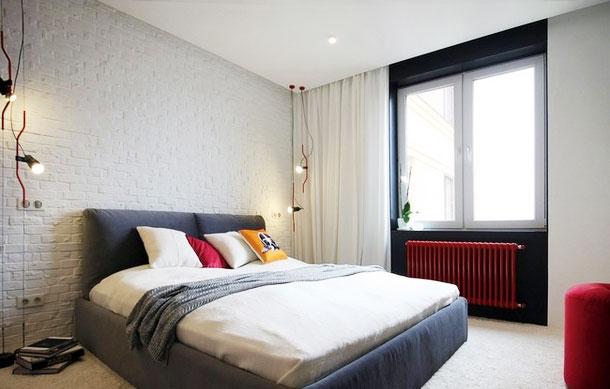简约风格效果图卧室设计