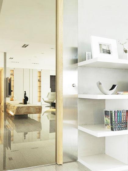90平方米装修效果图书房设计