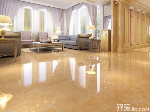 客厅用什么地砖好 客厅地板砖什么颜色好