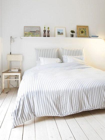 干净整洁的卧室设计