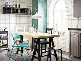 把餐桌搬进厨房 10个餐厨一体搭配设计