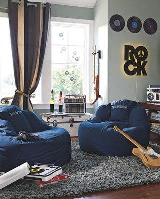 懒人沙发图片