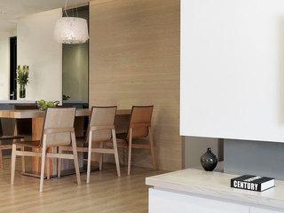 简约风格三居室简洁设计图