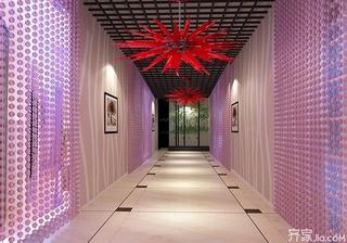 美容院走廊装修效果图