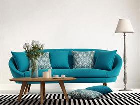 只想和你在一起 15款简约双人沙发图片