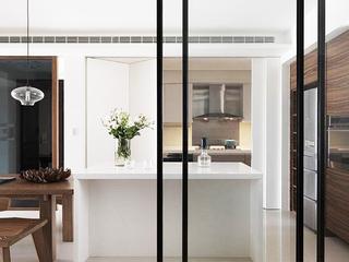 100平米简约风格装修厨房设计