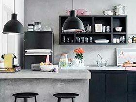 家的灯光表情 11款厨房吊灯设计