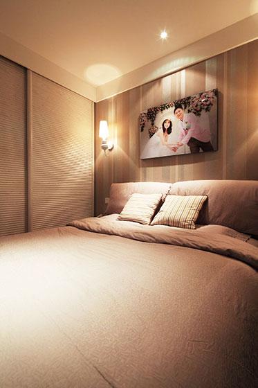 60平米美式装修风格卧室设计