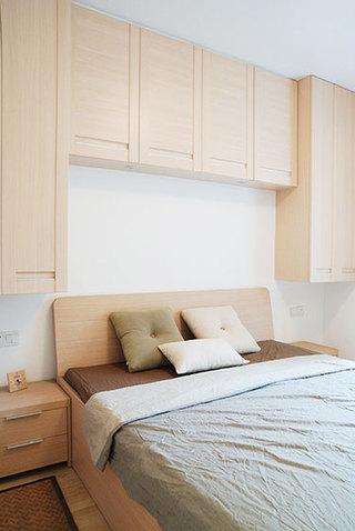 68平米舒适空间卧室设计