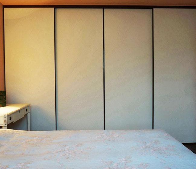 90平米简约风格家卧室衣柜设计