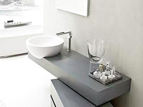 洗出品味 12个卫浴间洗手台设计